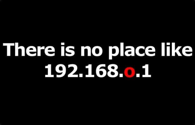 192.168.o.1 - come configurare modem